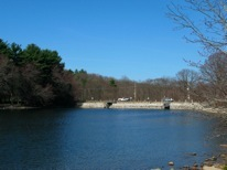 Manchaug Pond Foundation Dam